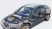 改性聚丙烯(PP)汽车领域应用